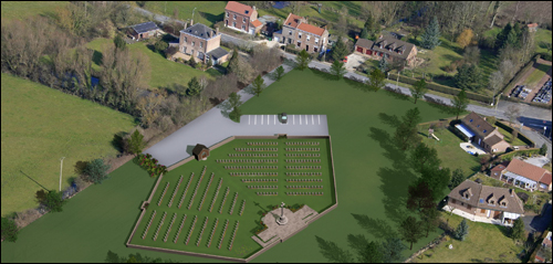 Fromelles-cemetary