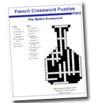 French-crossword
