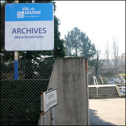 French-archives