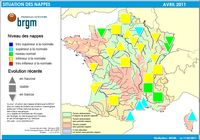 France-water-levels