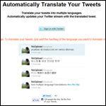 Translate-tweets