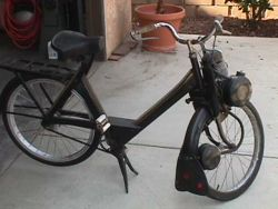 Solex moped bike viewgoods.co 250