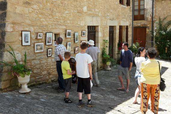 Art exhibition Besse