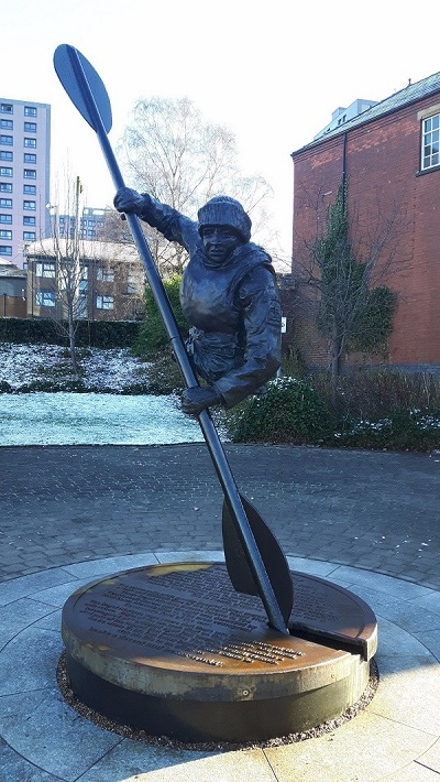 James Conway statue