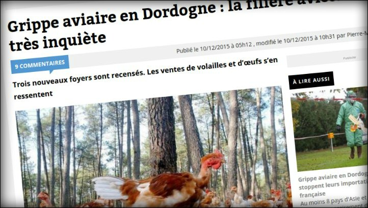 Dordogne-bird-flu