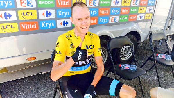 Froome-tour