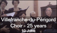 Villefranche-choir