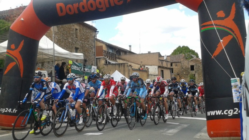 Tour du Périgord cycle race