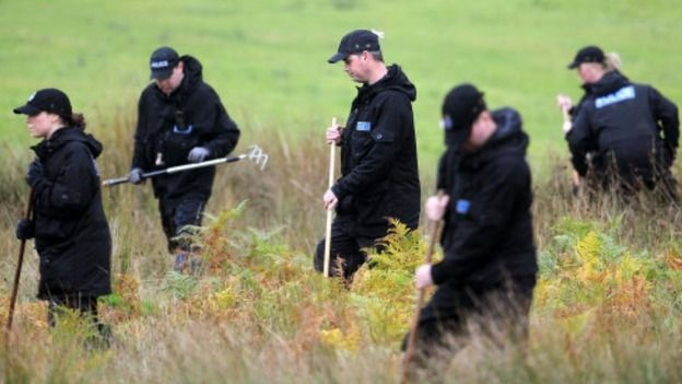 Police search for politicians 400