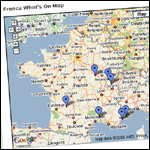 France What's On map