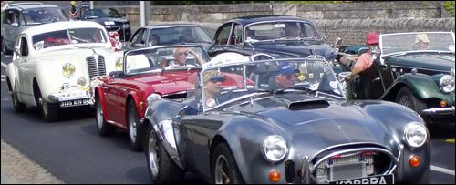 Classic cars Poitiers